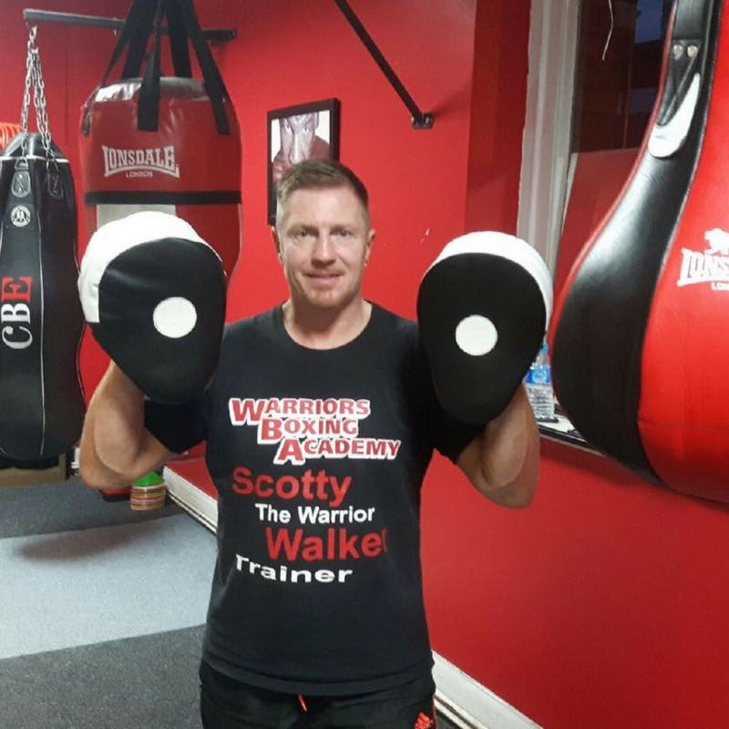 Boxing Fitness Training Classes in Oldham